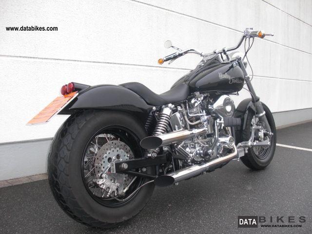 1969 Harley Davidson * 69'er * FLH Shovel Conversion