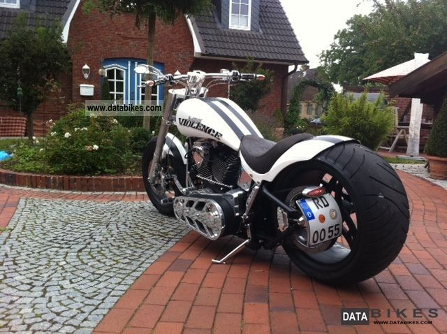 Harley Davidson  Fat Boy - Performance conversion 2001 Chopper/Cruiser photo