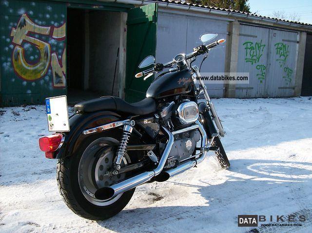 2000 harley davidson sportster 883 custom xl1 Canon XL1 VW XL1 2012 Pricing