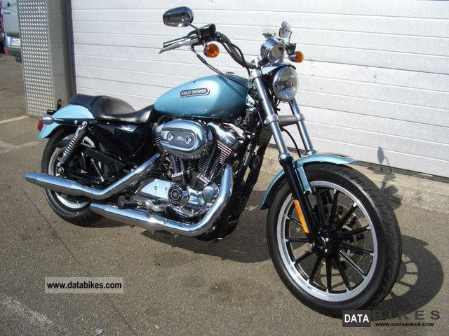2007 Harley Davidson  XL Sportster 1200 Low Motorcycle Chopper/Cruiser photo