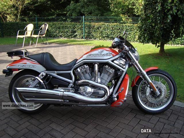2007 Harley Davidson  VRSCX V-Rod \ Motorcycle Chopper/Cruiser photo