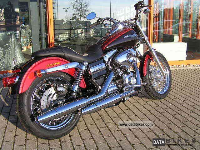 2011 Harley Davidson  FXDC Dyna Superglide Custom Motorcycle Chopper/Cruiser photo