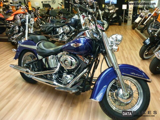 2007 Harley Davidson  Softail Deluxe FLSTNI Nr.308 Motorcycle Chopper/Cruiser photo
