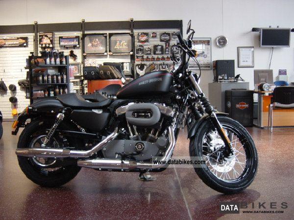 2011 Harley Davidson  XL1200 NIGHTSTER 2012, matt black and NEUFAHRZEUG Motorcycle Sports/Super Sports Bike photo