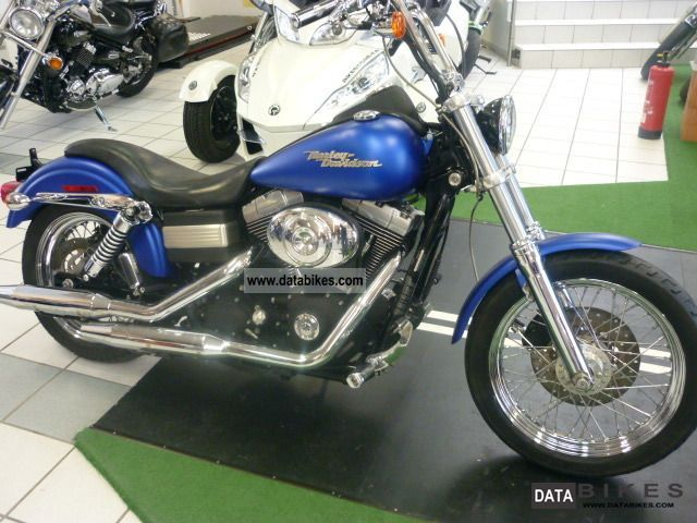 2006 Harley Davidson  Street Bob Nr.826 Motorcycle Chopper/Cruiser photo
