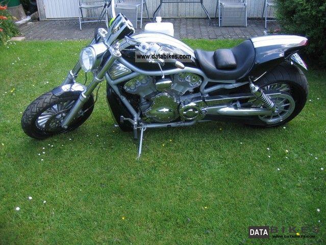 2001 Harley Davidson  V-ROD Motorcycle Chopper/Cruiser photo