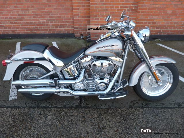 2005 Harley Davidson  ScreaminŽEagle Fat Boy \\ \\ Motorcycle Chopper/Cruiser photo