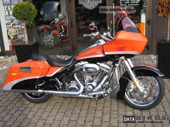 2009 Harley Davidson  CVO Road Glide FLTR Screamin Eagle Motorcycle Chopper/Cruiser photo