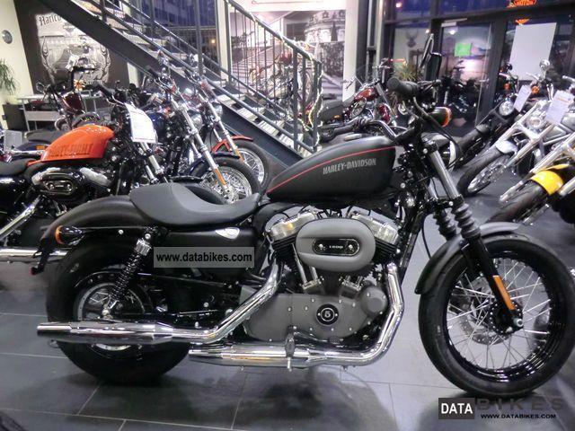 2011 Harley Davidson  XL 1200N SPORTSTER NIGHTSTER + + + + + + New Vehicle Motorcycle Chopper/Cruiser photo