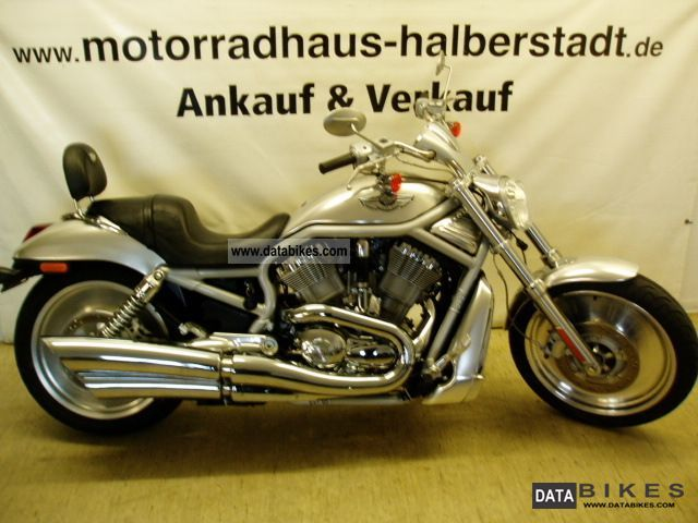2003 Harley Davidson  V Rod 100 th Annivesary Mint, financing Motorcycle Chopper/Cruiser photo