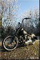 1995 Harley Davidson  FXST Softail Motorcycle Chopper/Cruiser photo 6