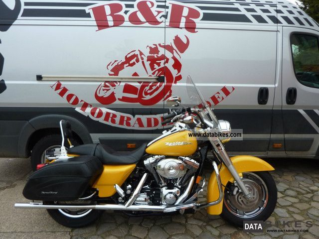 2006 Harley Davidson  Road King FLHRC effect finish TOP CONDITION Motorcycle Chopper/Cruiser photo