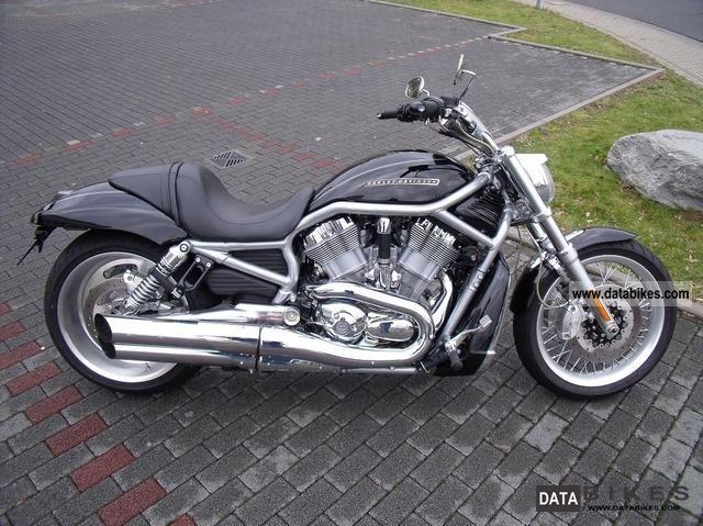 2009 Harley Davidson  VRSCAW V-Rod with Remus Exhaust Motorcycle Chopper/Cruiser photo