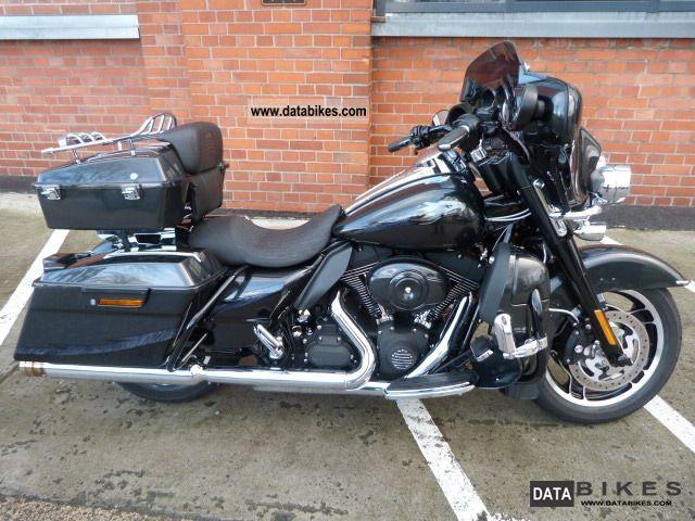 2009 Harley Davidson  Street Glide Motorcycle Chopper/Cruiser photo