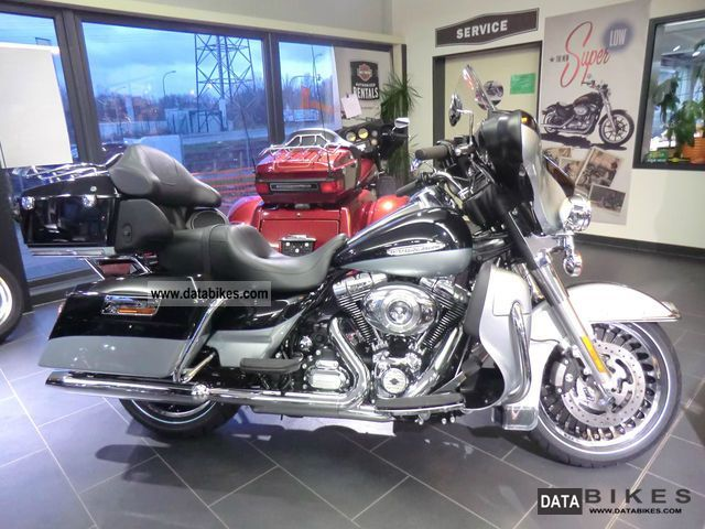 Harley Davidson  ELECTRA GLIDE ULTRA LIMITED FLHTK + + + + + + new 2011 Tourer photo