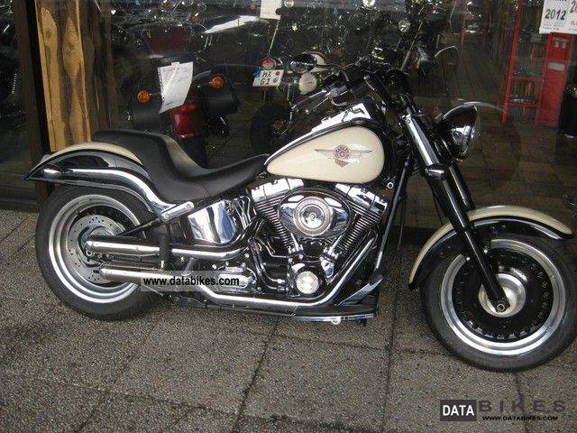 2009 Harley Davidson  Fat Boy Special Edition Motorcycle Chopper/Cruiser photo