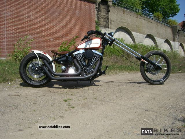 2007 Harley Davidson  Sweden chopper Motorcycle Chopper/Cruiser photo