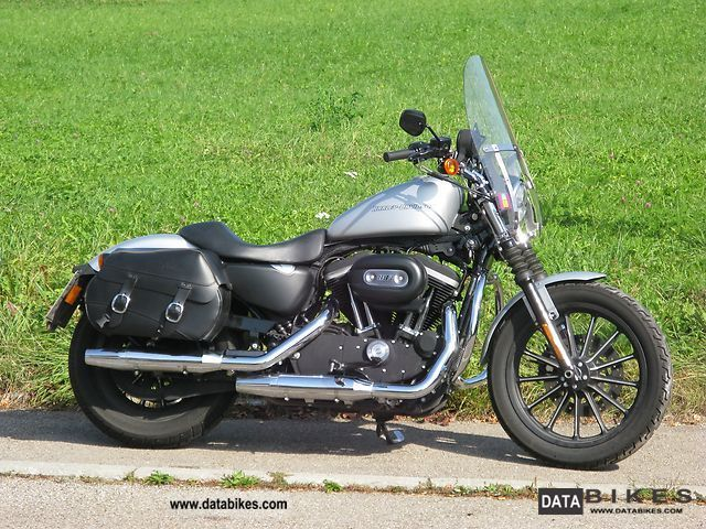 Harley Davidson  XL Sportster Iron 833 N 2009 Tourer photo