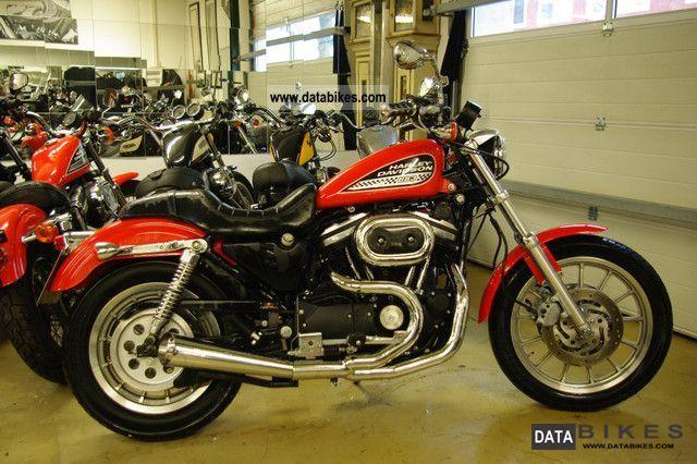 2001 Harley Davidson  1200 like new only 14000 km 2001's Motorcycle Chopper/Cruiser photo