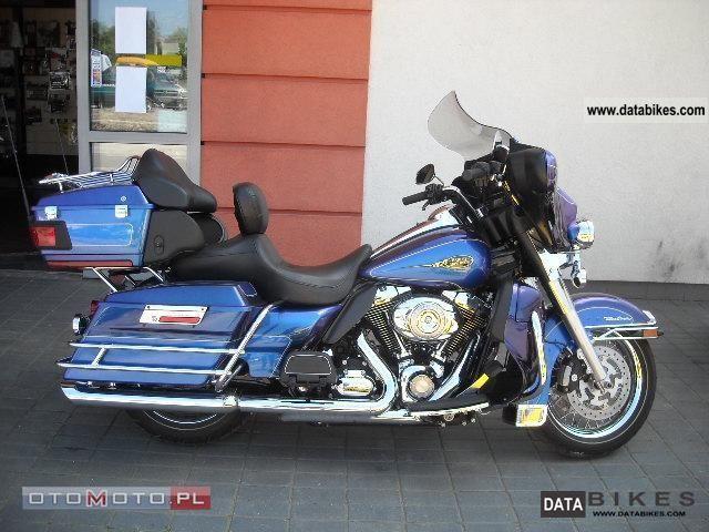 2009 Harley Davidson  ULTRA CLASSIC ELECTRA GLIDE Motorcycle Chopper/Cruiser photo