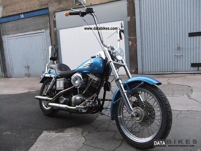Harley Davidson  FXE Shovelhead, all registered 1984 Chopper/Cruiser photo