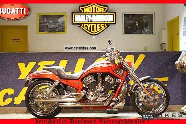 Harley Davidson  VRSCSE2 V Rod, Screamin 'Eagle, CVO, 1.Hand 2006 Chopper/Cruiser photo