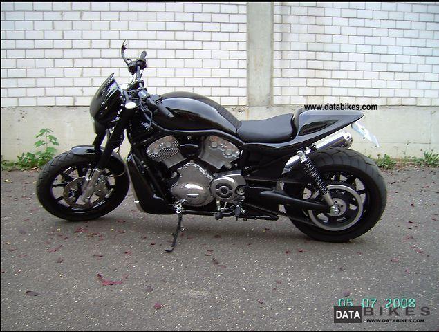 2005 Harley Davidson  VRSC Street Rod Motorcycle Chopper/Cruiser photo