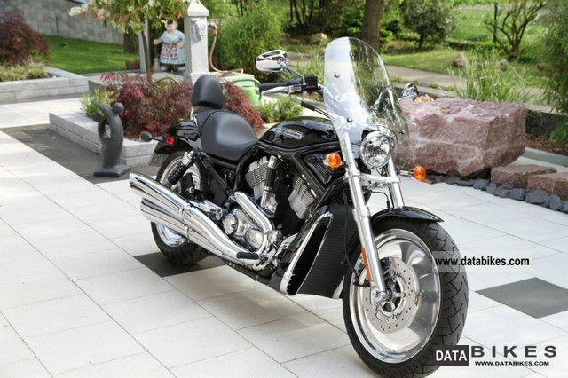 2005 Harley Davidson  VRSC V-Rod as New Motorcycle Chopper/Cruiser photo