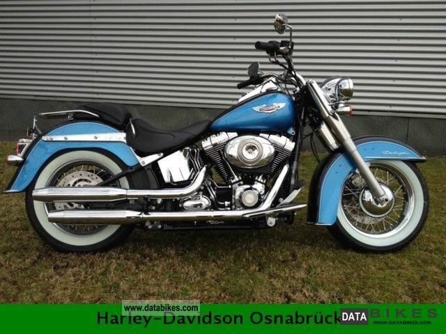 2011 Harley Davidson  SOFTAIL DELUXE FLSTN Motorcycle Chopper/Cruiser photo