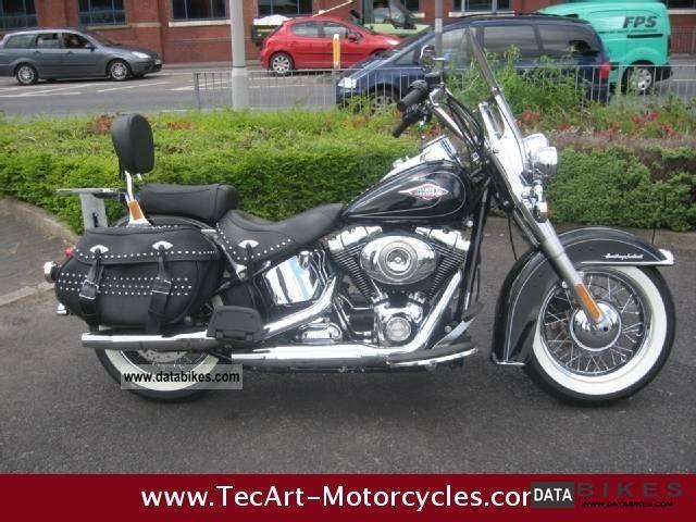 2011 Harley Davidson  2012 HERITAGE Softail Classic, NEW 1690ccm Motorcycle Chopper/Cruiser photo