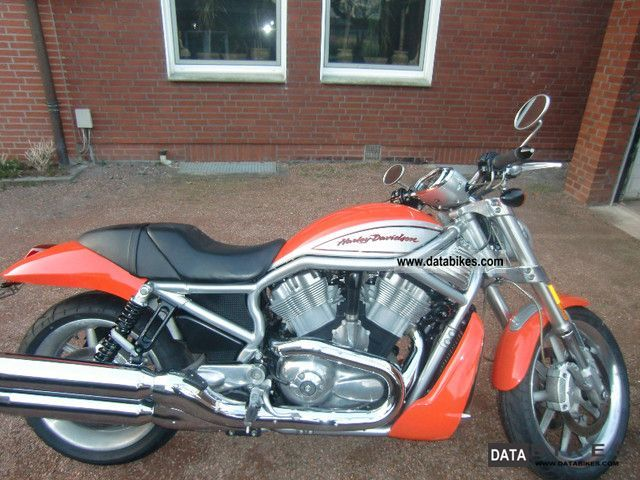 2006 Harley Davidson  Street Rod VRSCR Motorcycle Chopper/Cruiser photo