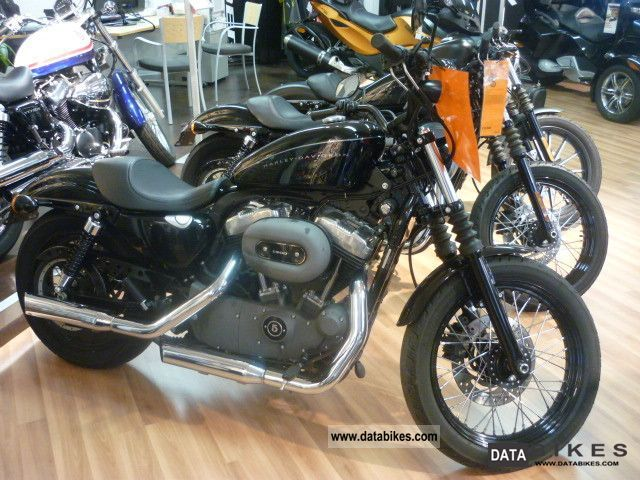 Harley Davidson  XL1200N 2010 Chopper/Cruiser photo