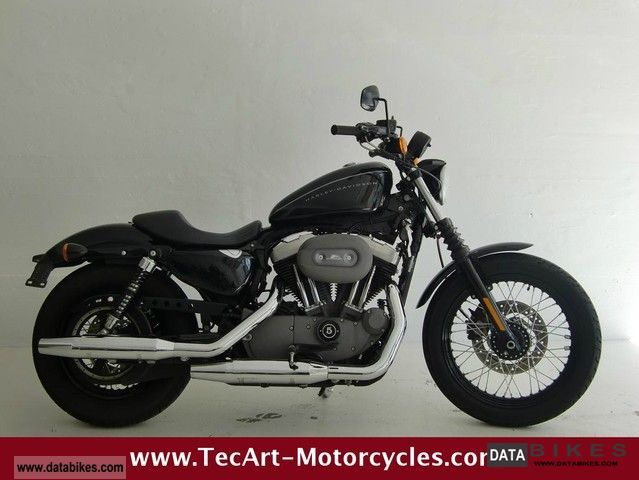 Harley Davidson  NIGHTSTER 1200 - 2012 NEW - including ALL costs 2012 Chopper/Cruiser photo