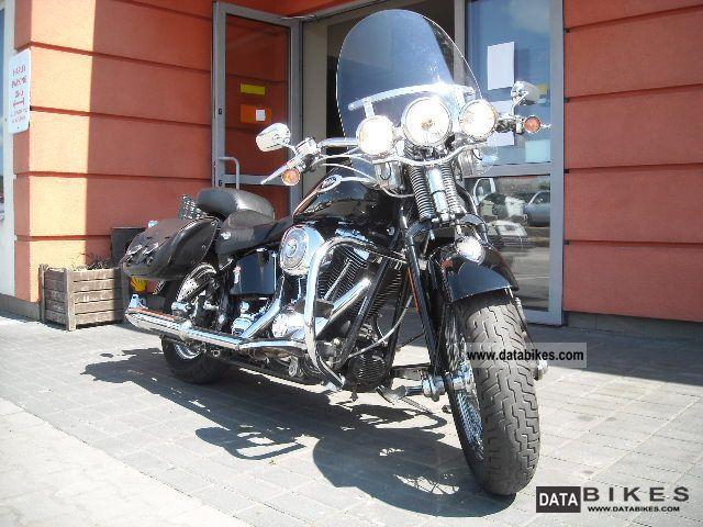2006 Harley Davidson  SOFTAIL SPRINGER CLASSIC Motorcycle Chopper/Cruiser photo