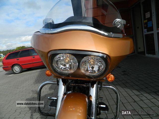 Harley Davidson  ROAD GLIDE 105 TH PERFECT 2008 Chopper/Cruiser photo