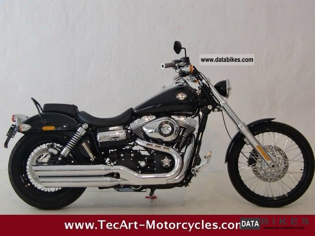 2012 Harley Davidson  Wide Glide 2012 NEW - including ALL costs Motorcycle Chopper/Cruiser photo