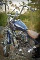 1950 Harley Davidson  Oldschool choppers rigid frame Panhead FL Motorcycle Motorcycle photo 3