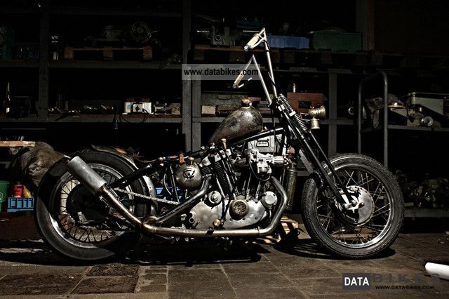 Harley Davidson  Ironhead Sportster XLH XLCH 1971 Vintage, Classic and Old Bikes photo