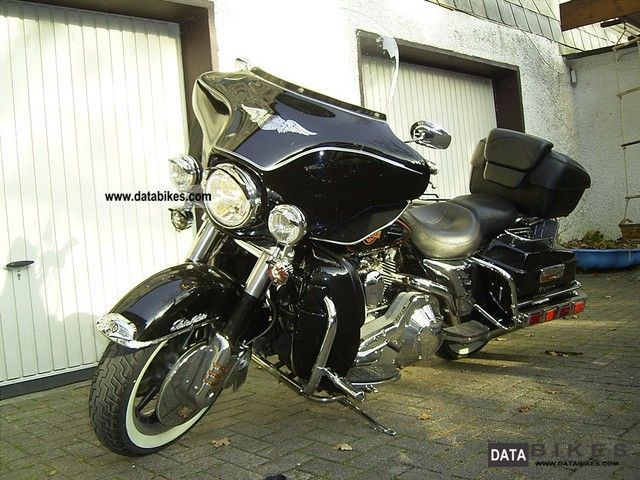 2002 Harley Davidson  ELECTRA GLIDE FLTH Motorcycle Tourer photo