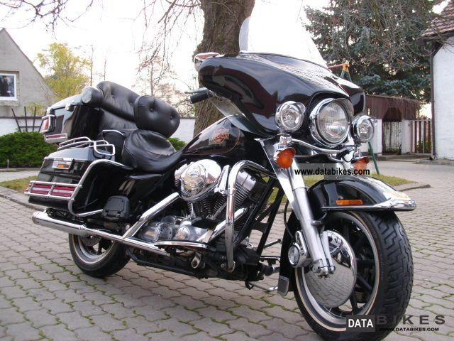 2000 Harley Davidson  Flh Motorcycle Motorcycle photo