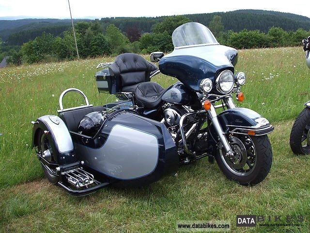 2002 Harley Davidson  Electra Glide Classic Motorcycle Tourer photo