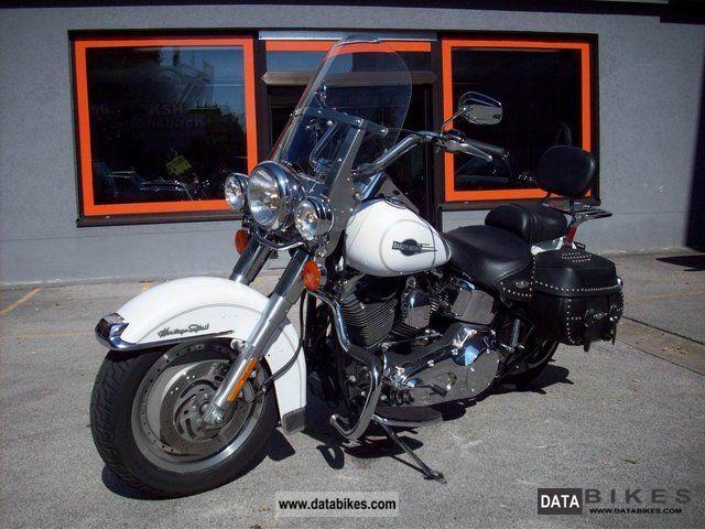 Harley Davidson  FLSTCI Heritage Classic 2005 2005 Chopper/Cruiser photo
