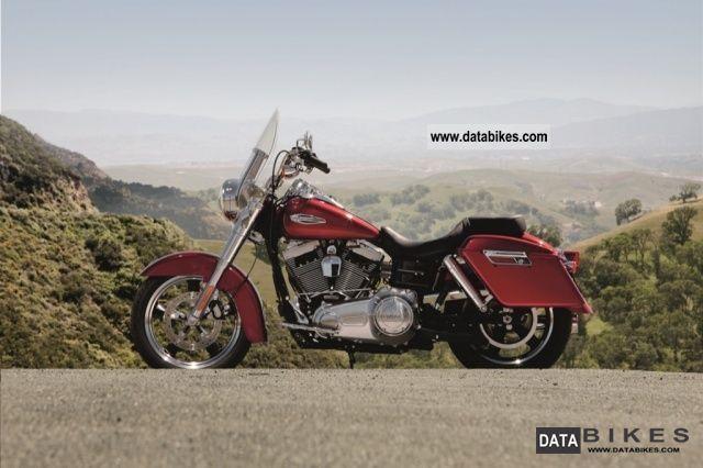 Harley Davidson  FLD Dyna Switchback 2011 Chopper/Cruiser photo