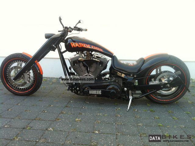 Harley Davidson  WALZ HARDCORE CYCLES - Punisher 2004 Chopper/Cruiser photo