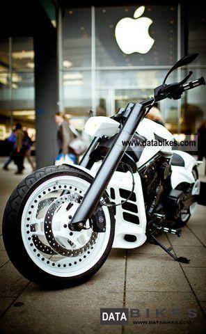 2009 Harley Davidson  VR1 Night Road Special Porsche Design! Motorcycle Chopper/Cruiser photo