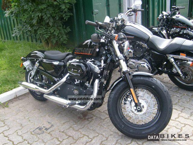 2011 Harley Davidson  X Model XL 1200 2012 48 Motorcycle Chopper/Cruiser photo