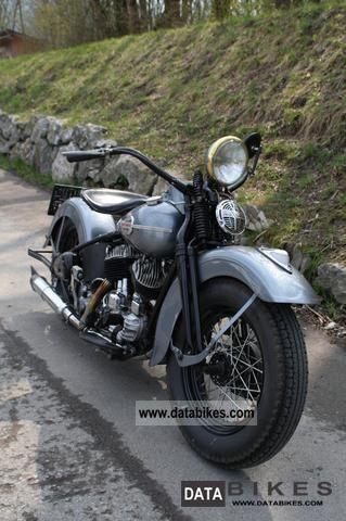 1946 UL Harley-Davidson