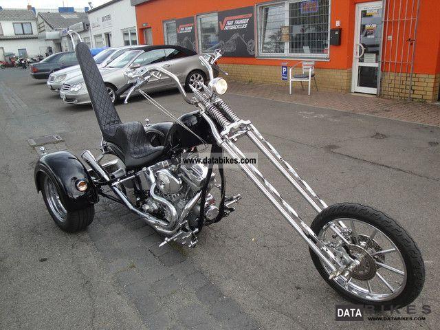 2006 Harley Davidson  Rühe Power Trike \ Motorcycle Trike photo