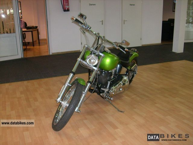 Harley Davidson  Independent IBS FXST 2003 Chopper/Cruiser photo