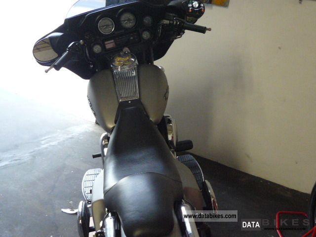 1999 Harley Davidson  electra glide street glide Motorcycle Dirt Bike photo